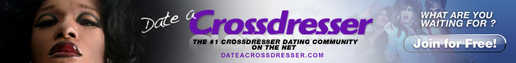 The #1 Crossdressers Dating Community On The NET!